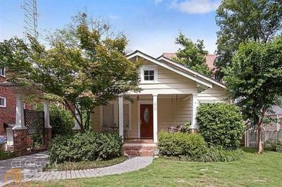 $475,000 3226 Mathieson Drive Neighborhood: Buckhead Forest 4 bedrooms, 2 1/2 baths  2,260 square feet Year built: 1935 Extras: front porch, updated kitchen, walk to Buckhead Village