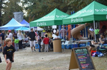 The Ashford Park Elementary School Fall Festival will offer a petting zoo, live band and plenty of games on Nov. 15.