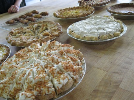 The Pie Shop in Buckhead boasts a Pie Happy Hour.