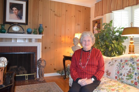 Mimi Roberts has lived in Castlewood twice - in 1955 and 1995.