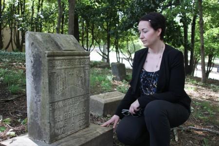 Erica Danylchak, executive director of the Buckhead Heritage Society