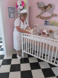 Adopt your own Cabbage Patch Kid at Babyland General Hospital in Cleveland