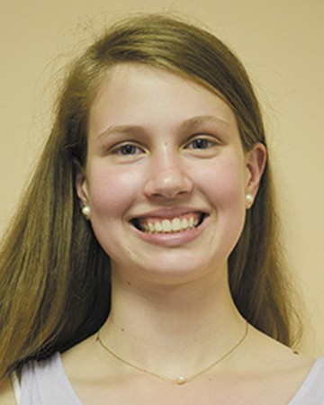 """My favorite subject in school is history, because I love analyzing how seemingly mundane events from the past are all interconnected and have affected the events of today. I also love reading primary sources, as well as studying historians' explanations of past events."" Catherine Benedict The Westminster Schools"