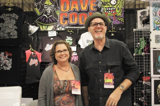 Dave and Suzanne Cook