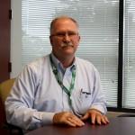 Chatcomm's operations specialist, Stephen Pierce.