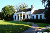 The club house at Bobby Jones Golf Course (Courtesy The Georgia Trust)