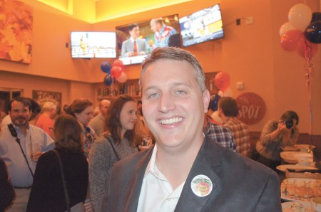 Brookhaven Mayor-elect John Ernst