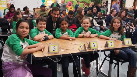 Ashford Park Elementary students ready to compete in the Jasper, Ga., Divisional Championship on Feb. 27. (Special)