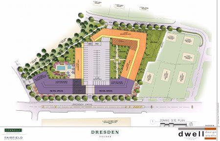 04222016 Fairfield - Dresden Site Plan - Color - 11x17