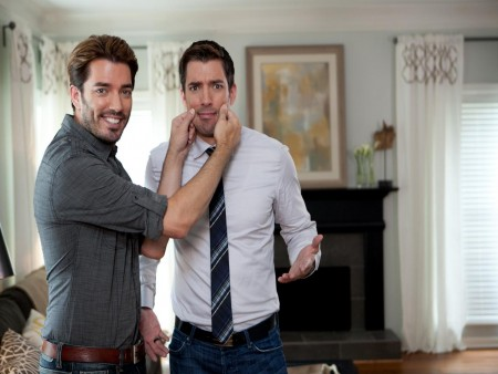The Property Brothers come to Dunwoody April 13. (Photo HGTV)