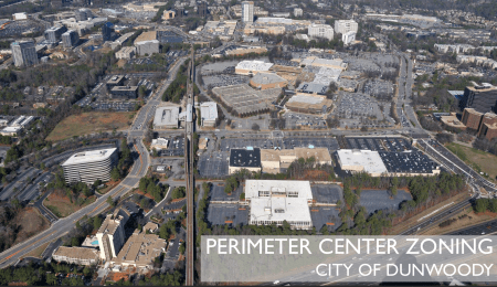 perimeter center zoning dunwoody