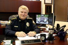 Brookhaven Police Chief Gary Yandura