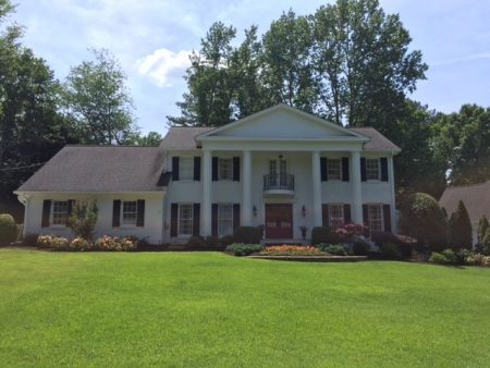 One of the homes on this year's Dunwoody Home Tour. (Special)