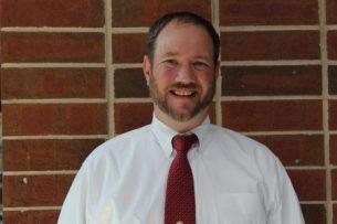 Dan Gribble of Riverwood International Charter High School.