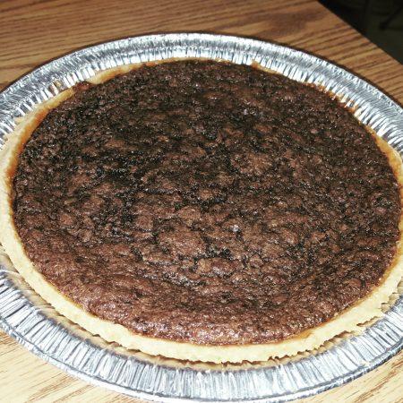 Riverwood's chocolate pie.