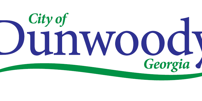 Dunwoody city logo