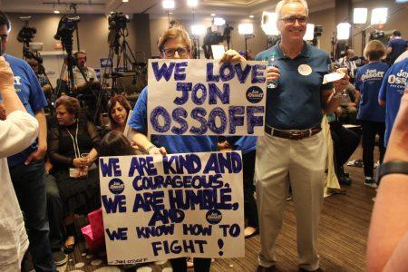 ossoff rally