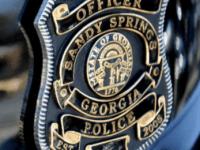 Sandy Springs Police Badge