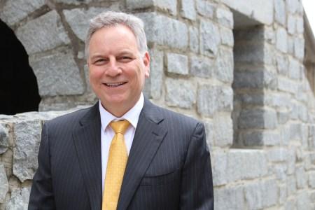 Oglethorpe University's new president is Nicholas Ladany. (Special)