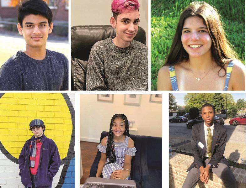 Student Pandemic Volunteers in Atlanta