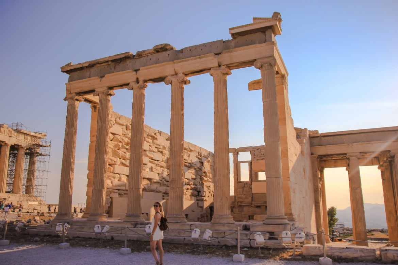 un week-end à Athènes