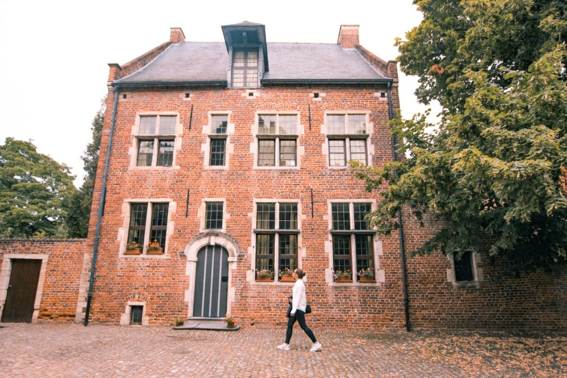 Grand béguinage Louvain