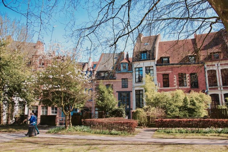 Jardin de Notre-Dame de la Treille