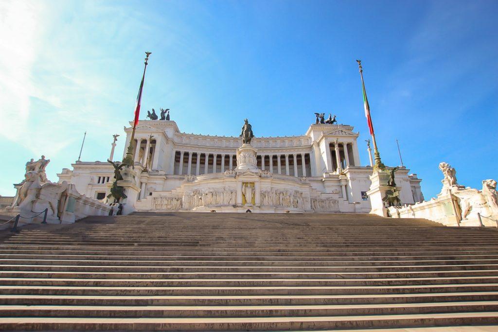 Le Vittoriano a Rome