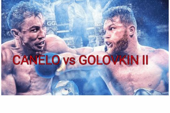 CANELO vs GOLOVKIN II, TERMINARÁ EN KO'S