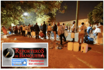 ESCASES DE AGUA POTABLE EN SUDÁFRICA, 25 LITROS POR PERSONA