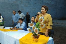 SOFIA ALCOCER SE SUMA AL PROYECTO DEL PRD  EN LA PRESENTACION OFICIAL  ANTE CONSEJEROS  Y SIMPATIZANTES   COMO PRECANDIDATA