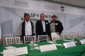 GOBIERNO MUNICIPAL REFORZARÁ INFRAESTRUCTURA EN MATERIA DE SEGURIDAD PÚBLICA.