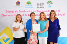 REUNIÓN DE  PRESIDENTAS DE  LOS SISTEMAS DIF EN  QUINTANA ROO