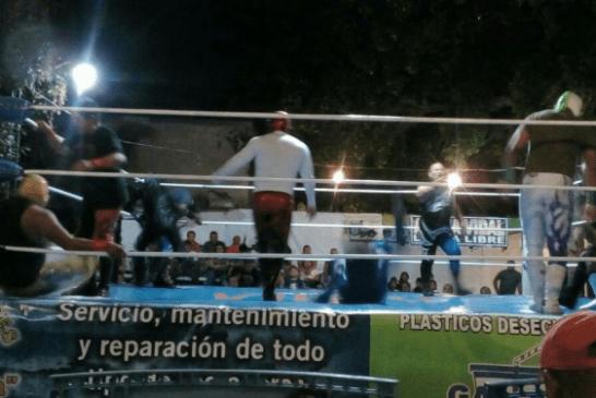 NIÑOS FESTEJARON SU DÍA, EN LA ARENA VIDAL