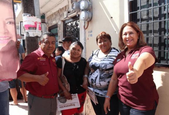 ZONA ARQUEOLÓGICA DE ICHKABAL ADMINISTRADA POR BACALARENSES: PATTY PALMA