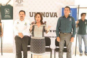 UNIVERSIDAD UNINOVA  EN CHETUMAL, EN EL OJO DEL HURACÁN