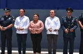 INAUGURAN INSTALACIONES DE LA BASE DE OPERACIONES DE LA POLICÍA EN TULUM