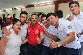 RAYMUNDO KING DE LA ROSA RECHAZA VIOLENCIA EN EL PROCESO ELECTORAL