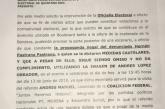 ACUSA EL PES A  HERNÁN PASTRANA DE  VIOLENTAR ACUERDO PARA NO USAR IMÁGEN DE AMLO