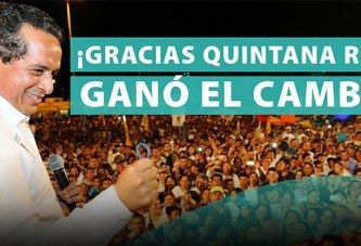 PERCEPCIÓN CIUDADANA: VA LENTO, MUY LENTO EL CAMBIO EN QUINTANA ROO