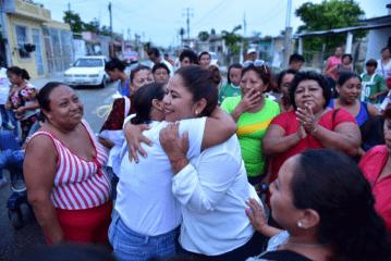 MARIA HADAD LE RECONOCE EL TRIUNFO A PASTRANA. NO IMPUGNARÁ ELECCIÓN