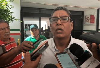 """ARRECIA LA INCONFORMIDAD CONTRA """"EL JUNIOR VERDE"""" FRANCISCO ELIZONDO GARRIDO"""