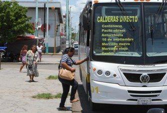 NO HABRÀ SERVICIO DE TRANSPORTE URBANO EN CHETUMAL. INCUMPLE LA EMPRESA