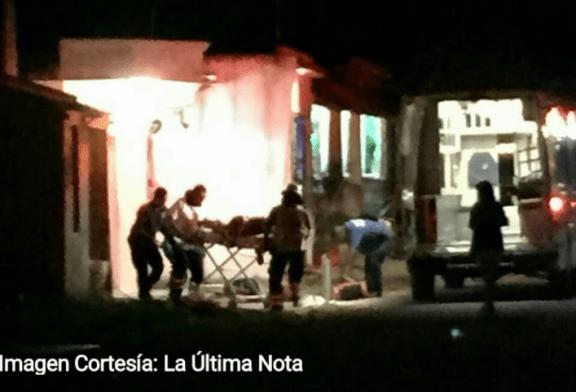 MENOR, LESIONA A SU NOVIA Y ASESINA A SU SUEGRA EN F.C.P