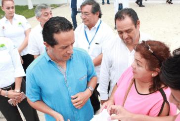 INVIERTE GOBIERNO DEL ESTADO MÁS DE CIEN MDP EN COZUMEL