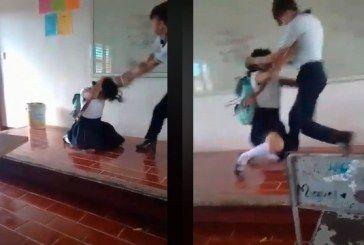 """COMPARECE LA JOVEN DEL CECYTE AGREDIDA EN DIAS PASADOS POR """"JAIRO"""""""