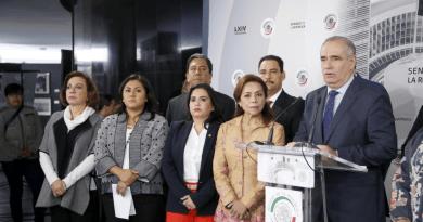 SENADORES  EXHORTAN  A LA  CFE FRENAR  AUMENTO EN TARIFAS COMERCIALES