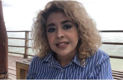 Lorena Gómez Palma hija de Patricia Palma Olvera