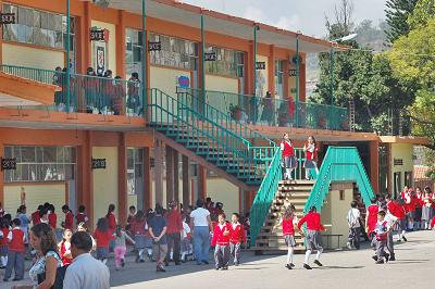 OAXACA/ESCUELAS PRIMARIAS/INICIO CLASES