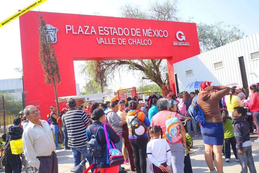 Plaza Estado de México